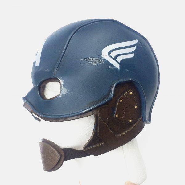CraftCosplay Captain American Helmet Pattern