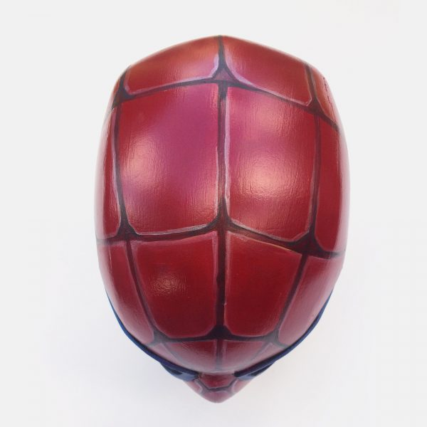 CraftCosplay Iron Spider Helmet Pattern