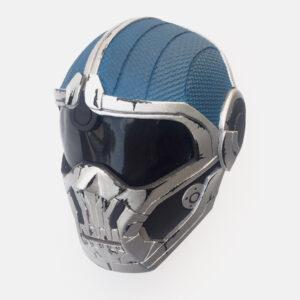 CraftCosplay Taskmaster Helmet Pattern