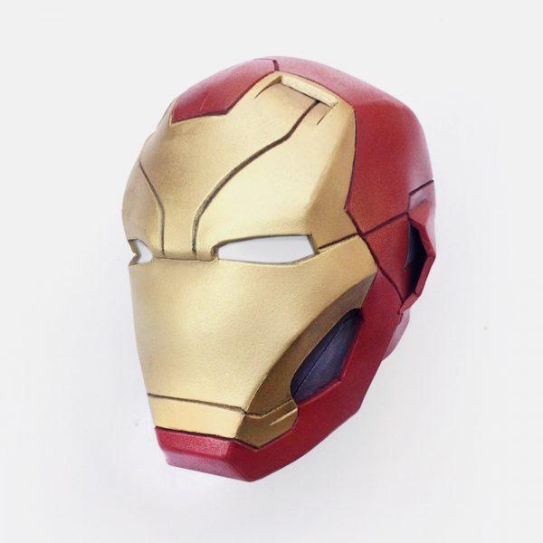 CraftCosplay Iron Man Mark XLVI Helmet Pattern