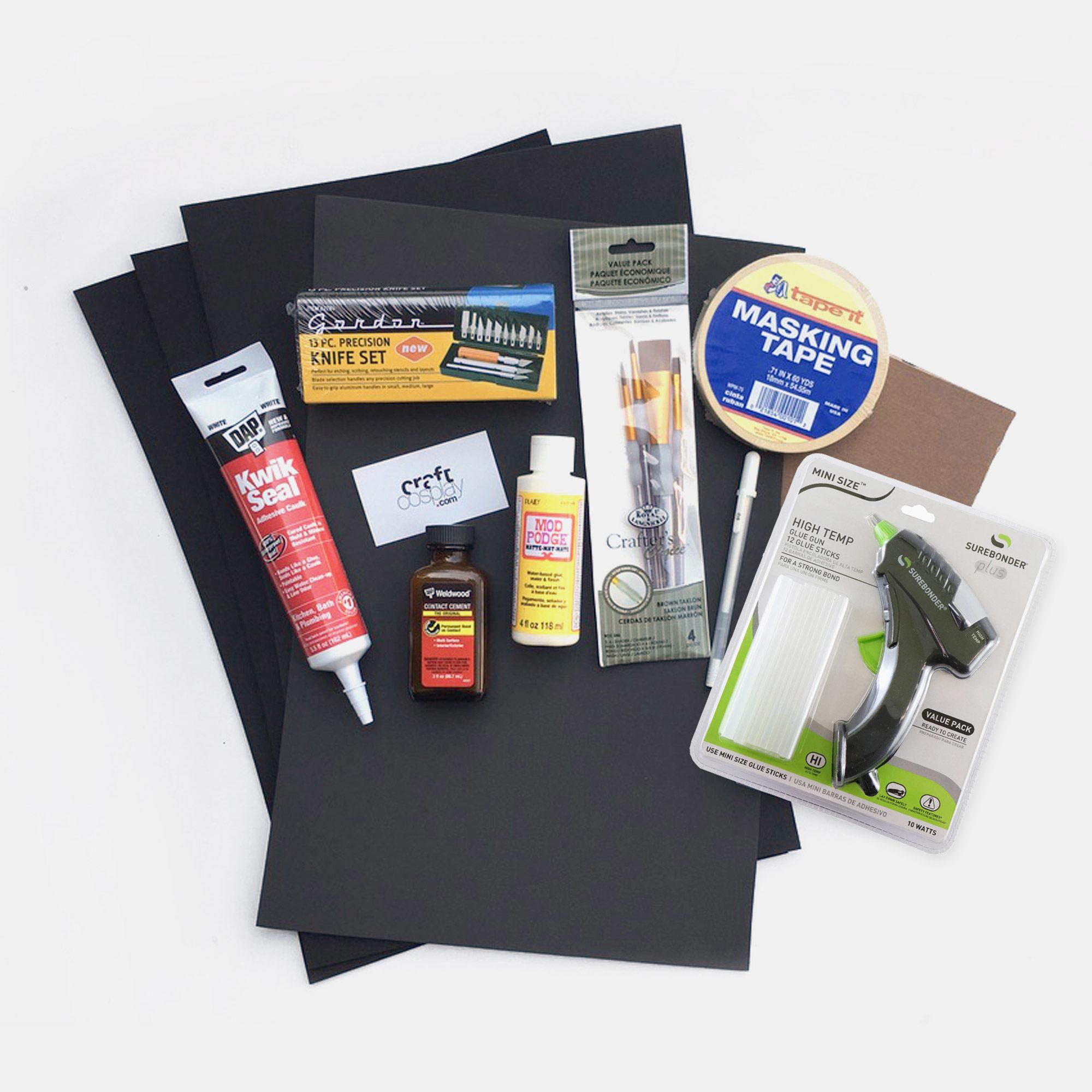 Foam Build Kit Contents