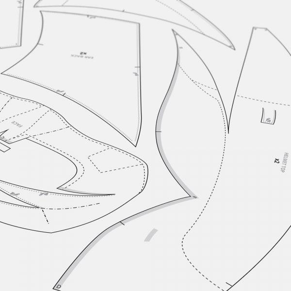 Craft Cosplay Wolverine Helmet