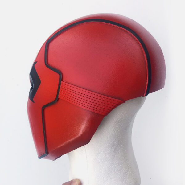 CraftCosplay Red Hood Mask Pattern