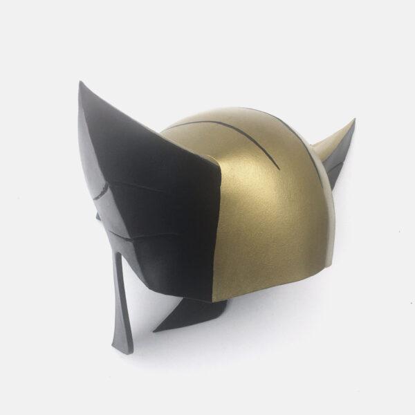 CraftCosplay Hawkgirl Helmet Pattern