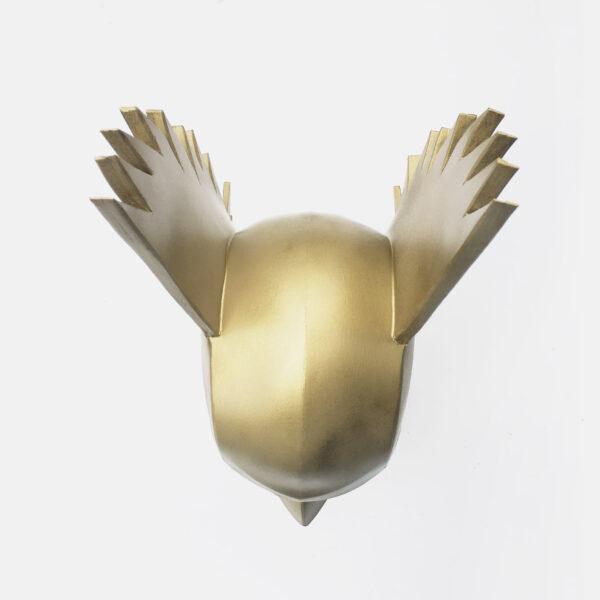 CraftCosplay Hawkman Helmet Pattern